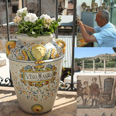 Historical Sicily armerina-villa-romana-di-casale Dominique Rizzo