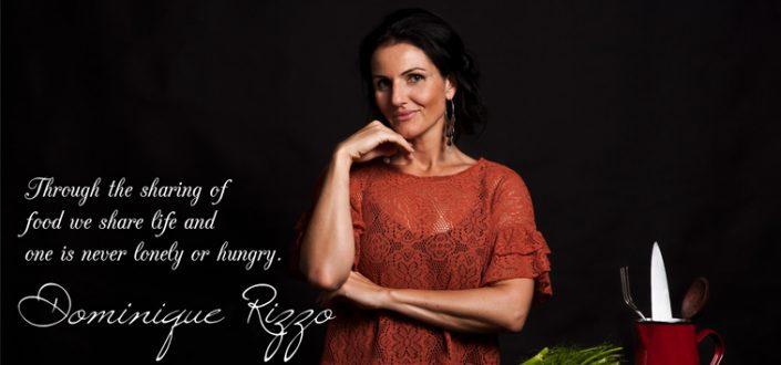 Dominique Rizzo's Italian Story -Dominique Rizzo