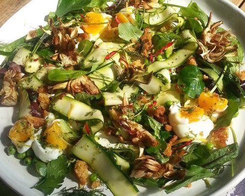 my garden life salad