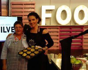 Dominique's Top Recipes - EKKA 2015- Dom w Country Women's rep.