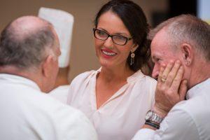 Brisbane Convention and Exhibition Centre -Chef Martin Latter, Chef Dominique Rizzo, Chef David Pugh