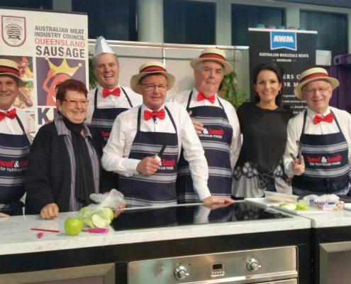Food & Wine Storyline with Chef Dominique Rizzo - JBS Butchers and Chef Dominique Rizzo
