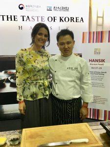 Good Food & Wine Show with Chef Dominique Rizzo - Chef Shin w Chrf Dominique Rizzo