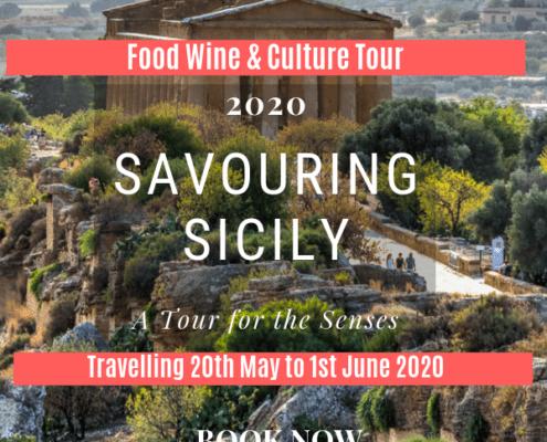 Italy Tour - Savouring Sicily a Tour for the senses
