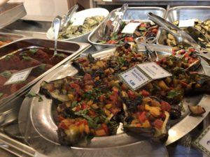 My day on Isle of Capri - Dominique Rizzo food wine tours - Melanzanna at R. Buonocore