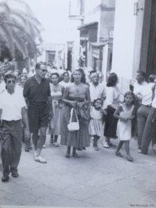 My day on Isle of Capri - Dominique Rizzo food wine tours - Rita Hayworth