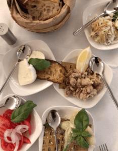 For the love of Sophia Loren - Dominique Rizzo food tour