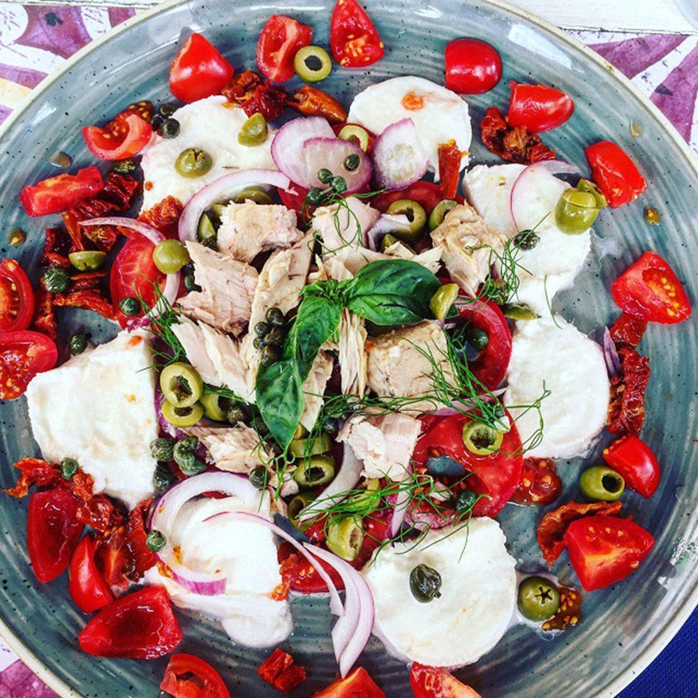 aeolian island cuisine